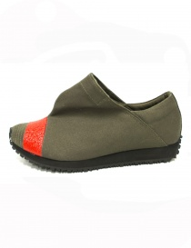 Canvas red Kapital shoes