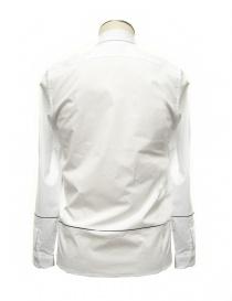 Camicia bianca in cotone Cy Choi