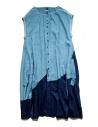 Indigo cotton Kapital dress buy online K05050P03