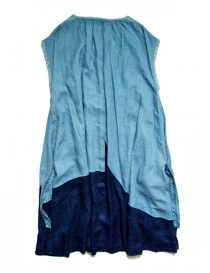 Kapital light blue and indigo dress buy online