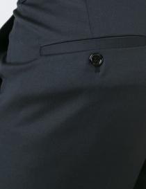 Pantalone Golden Goose grigio con la piega prezzo