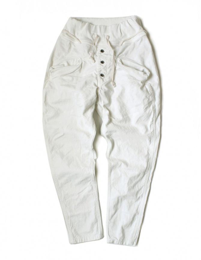 Kapital white pants EK-169 womens trousers online shopping
