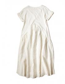 Kapital white cotton knee-length dress buy online