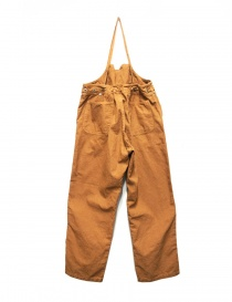 Pantalone salopette in cotone Kapital acquista online