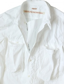 Kapital white cotton shirt