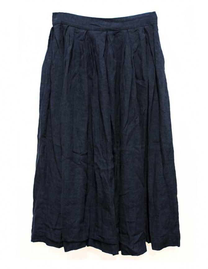 Casey Casey indigo skirt 06FJ30-INDIG womens skirts online shopping