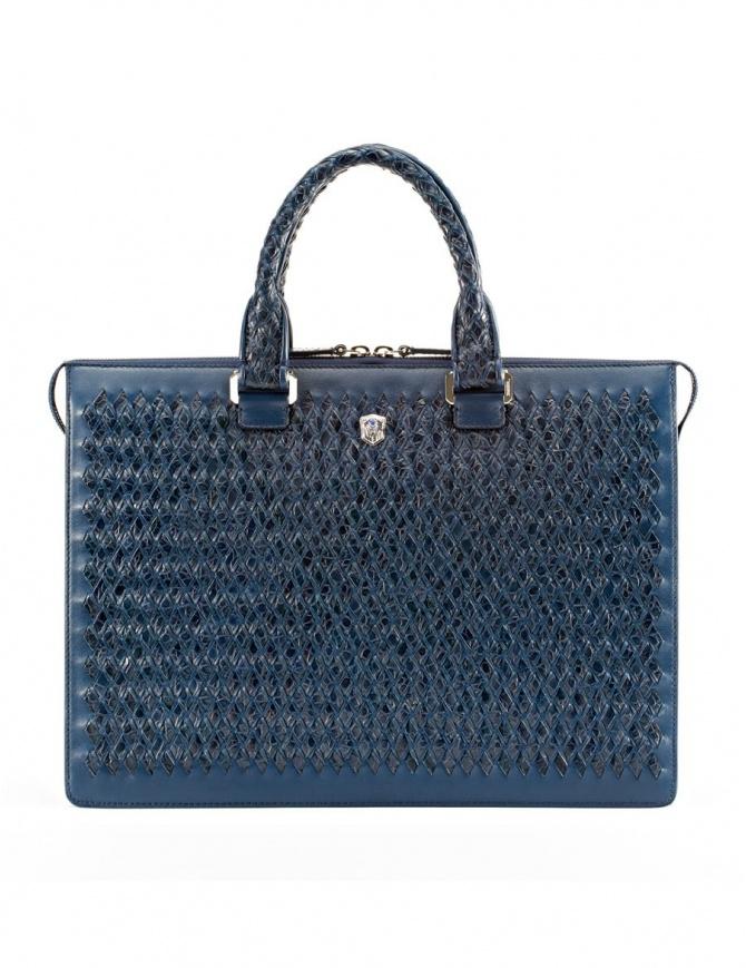 Borsa da lavoro Tardini in pelle di alligatore A6T251-31-06 borse online shopping