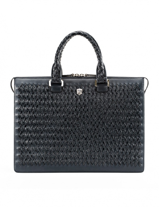 Borsa da lavoro Tardini in pelle di alligatore A6T251-31-01 borse online shopping
