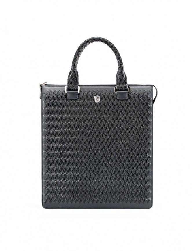 Cartella media da lavoro Tardini in pelle di alligatore A6T252-31-01 borse online shopping