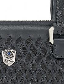 Alligator leather Tardini medium briefcase bags price