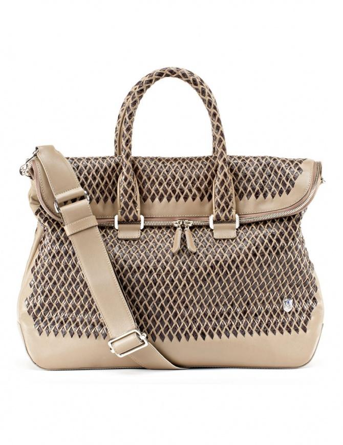 Borsa Tardini in pelle di alligatore A6T255-31-02 borse online shopping