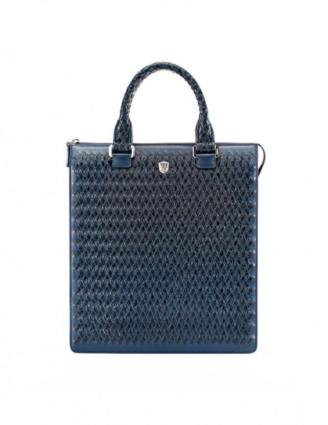 Cartella media da lavoro Tardini in pelle di alligatore A6T252-31-06 borse online shopping