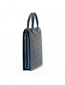 Alligator leather Tardini medium briefcase buy online