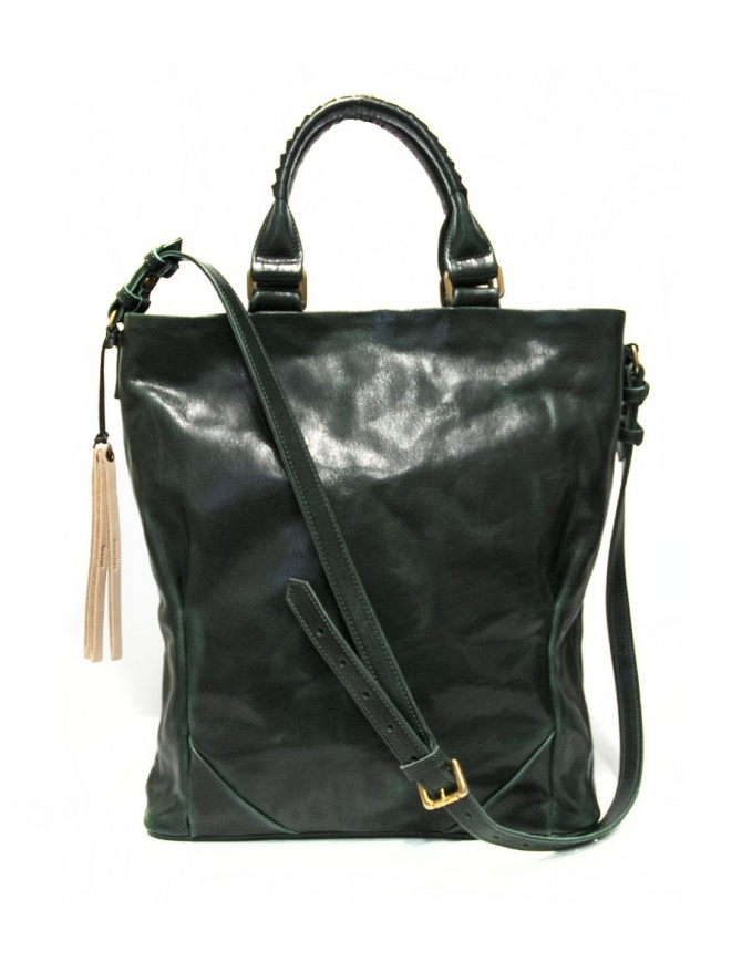 Cornelian Taurus by Daisuke Iwanaga bag green color CO16FWPT010- bags online shopping
