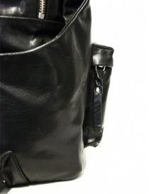Cornelian Taurus by Daisuke Iwanaga backpack black color bags buy online