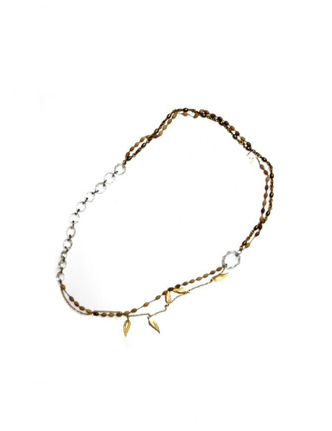 Collana Crystal and Antique Devrandecic CRYSTAL AND preziosi online shopping