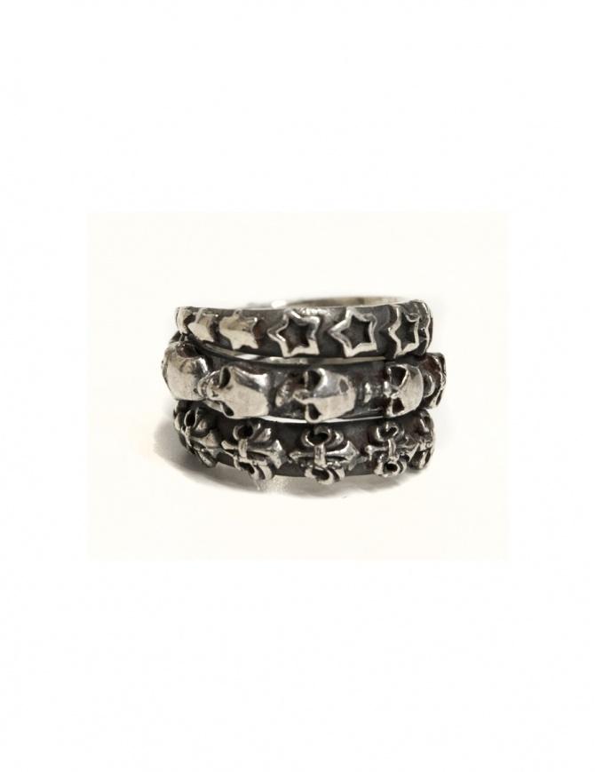 Anello a spirale Elfcraft 896-399-73 preziosi online shopping