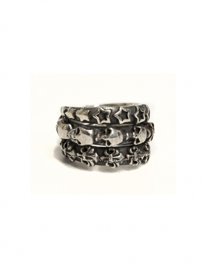 Elfcraft spiral ring 896-399-73 jewels online shopping