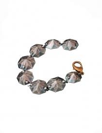 Braccialetto Silver Crystal Devrandecic