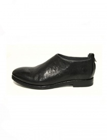 Scarpa Measponte in pelle nera acquista online