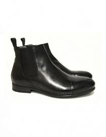 Stivaletto Measponte in pelle nera RI69014-BUFA order online