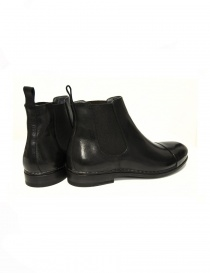 Measponte black leather ankle boots price