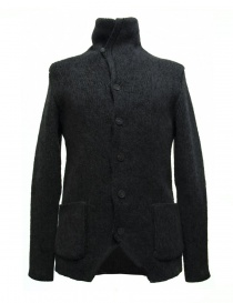Mens coats online: Label Under Construction Scarf Collar Carded jacket