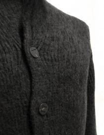 Giacca Label Under Construction Scarf Collar Carded cappotti uomo prezzo