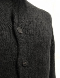 Label Under Construction Scarf Collar Carded jacket mens coats price