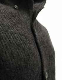 Label Under Construction Scarf Collar Carded jacket buy online price