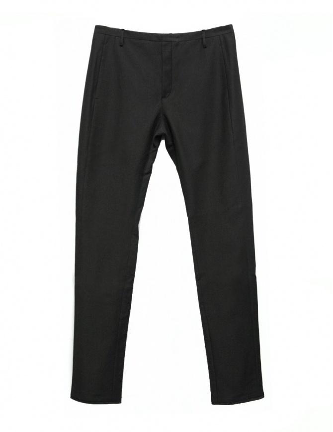 Label Under Construction Front Cut Classic trousers 28FMPN72-CW5 mens trousers online shopping