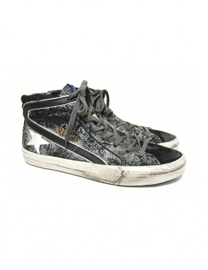 Golden Goose Slide sneakers G29MS595-C7 mens shoes online shopping
