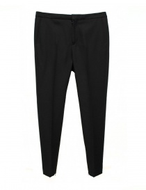 Golden Goose Kester black wool pants G29MP508.A1