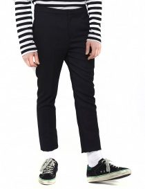 Golden Goose Kester black wool pants buy online
