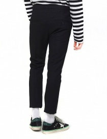 Golden Goose Kester black wool pants price
