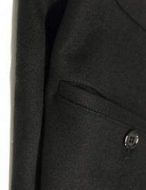 Pantalone Golden Goose Kester in lana nero pantaloni uomo acquista online