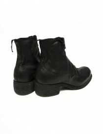 Guidi PL1 black leather ankle boots price