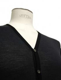 Cardigan Label Under Construction Primary Elbow Patch cardigan uomo acquista online