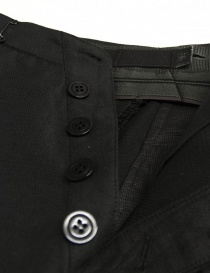 Carol Christian Poell Asymmetrical Breadstick trousers mens trousers buy online