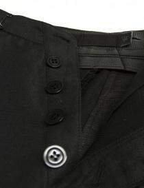 Pantalone Carol Christian Poell Asymmetrical Breadstick pantaloni uomo acquista online