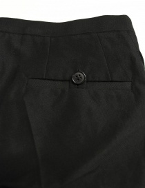 Carol Christian Poell Asymmetrical Breadstick trousers mens trousers price