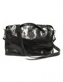 Delle Cose 2221-M leather bag 2221-M-BLK-H