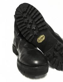 Stivaletto Guidi 796V in pelle nera calzature uomo acquista online