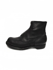 Cordovan leather ankle boots 5305FZ Guidi buy online