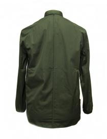 Camicia OAMC verde militare con bordo elastico