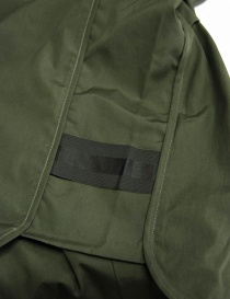 OAMC army green shirt price
