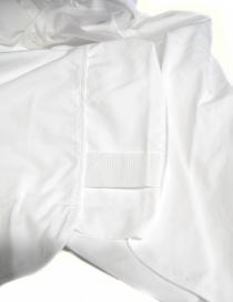 Camicia OAMC bianca con elastico in vita e sui polsi prezzo