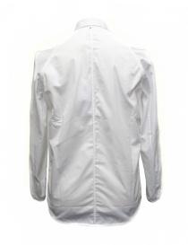 Camicia OAMC bianca con elastico in vita e sui polsi camicie uomo acquista online