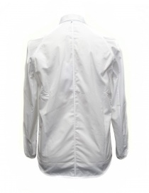 OAMC white shirt with elastic waist and cuffs mens shirts buy online