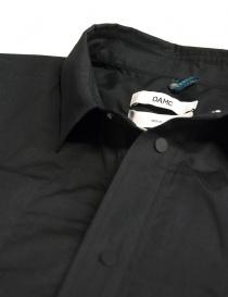 OAMC navy down shirt price